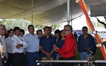 Relación Vega Implementos con la Universidad Autónoma de  Chapingo