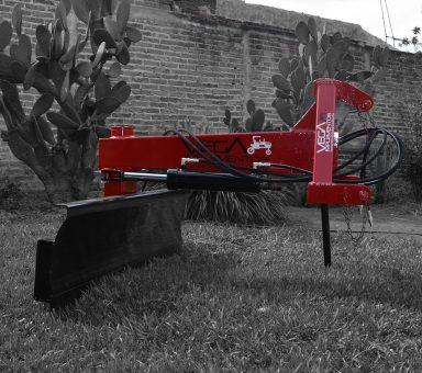 Cuchilla Niveladora Robusta para Trabajo Pesado 2.4m de Largo