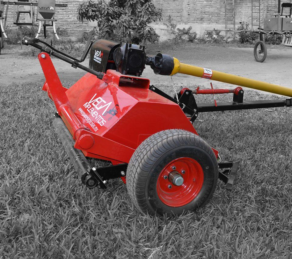 desmenuzadora para tractor